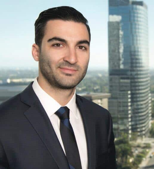 Attorney Azad M. Marvazy